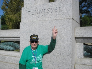 Thank You Dad For Your Service To Our Country and Thank You Honor Flight Network