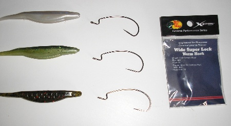 Super Lock Worm Hook